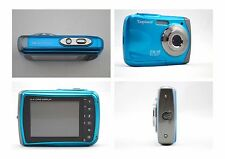 TWO Topixo 16MP max resolution underwater digital camera, Waterproof,lomo effect