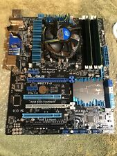 ASUS  P8Z77-V  Combo w/ i5 3550 3.30GHZ and 8gb RAM and Fan