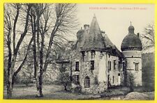 CPA French Castle 61 - CISAI SAINT AUBIN (Orne) Le CHÂTEAU du 16e Siècle