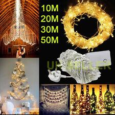 Lichtschläuche & -ketten im Weihnachts-Stil aus Kristall