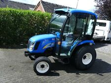 More details for new holland tc27da compact tractor