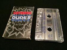 SCATTERBRAIN RETURN OF THE DUDES TOUR EP AUSTRALIAN CASSINGLE CASSETTE TAPE