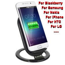Qi Chargeur Sans Rapide Sans Fil de charge Pour Samsung Galaxy S8 Note5 8 iPhone