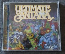 Santana, ultimate, CD