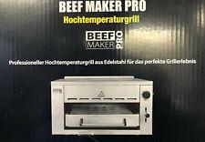Beef Maker Pro Hochtemperaturgrill Gasgrill Oberhitzegrill RCP 800-G Neu & OVP