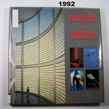 Spanish Design Architecture Emma D. Coad 1992 Hardcover Ex-Library Modern Art