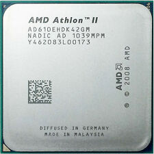 AMD Athlon II X4 610e Processor CPU AD610EHDK42GM 2.2GHz AM3 45W 4-Core