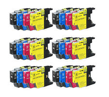 24 Pack LC75 LC71 Set Ink Cartridges for Brother MFC-J435W MFC-J625DW MFC-J825DW