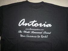 ANTORIA Guitares & LES GAGES tee shirt. Nouveau Grand (veuillez lire description)