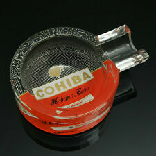 Cool  cigar glass ashtray For  COHIBA  free shipping