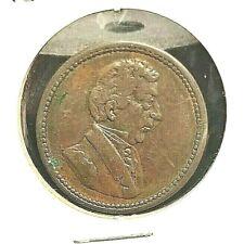 1815 Wellington Waterloo Large Bust Token