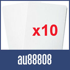 10 x UID CHANGEABLE MF 1K S50 WRITABLE IC CARD 13.56Mhz RFID PROXMARK ACR122U