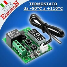W1209 TERMOSTATO DIGITALE CONTROLLO TEMPERATURA -50°C 110°C THERMOSTAT SWITCH