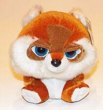 "Fox Plush 7"" Brown Stuffed Animal Toy Ideal Toys Direct"