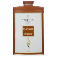 Yardley London Sandalwood  Perfumed Talc Talc Perfume Talcum Powder 100 gm