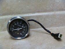 Kawasaki 100 G4-TR Trail Boss Used Original Speedometer 1970 #KB6 Vintage