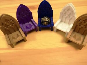 Dice Throne for your Tabletop RPG. Dungeons and Dragons, DND, 5e Fun Gift