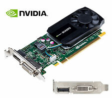 PNY NVIDIA K620 2GB LP DDR3 DVI DisplayPort profil bas Carte graphique SFF