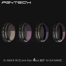Pro PGY 4 In1 ND4 ND8 ND16 ND32 Filterlinse Polarisator Für DJI Mavic RC Drone