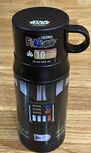 Thermos Star Wars  DARTH VADER Funtainer 12 oz; Keeps WARM for 10 hours NEW