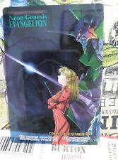NEON GENESIS EVANGELION 1996 VENDING PP CARDDASS SPECIAL CARD  CRYSTAL 49