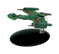 #47 Star Trek Negh'Var  Die Cast Metal Ship-UK/Eaglemoss w Mag-FREE S&H