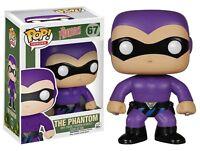 The Phantom Comic Superhero POP! Heroes #67 Vinyl Figur Funko