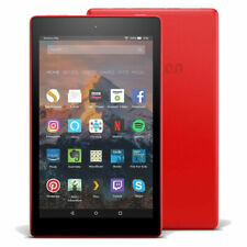 Amazon Fire HD 8 (7th Generation) 16GB, Wi-Fi, 8In - Punch Red NEW Gift Fast Shi
