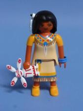 Playmobil Indio Nativo Americano Squaw-étnico Hembra figura serie 5 5461