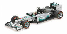 Mercedes Amg W05 Lewis Hamilton Winner Malaysian GP World Champion 2014 1:43
