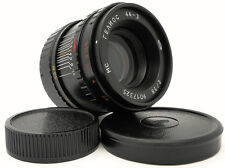 !NEW! MC HELIOS 44-3 58mm f/2 Russian Soviet USSR Lens Screw Mount M42 MINT 44-2