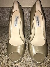 jimmy choo women shoes High Heel Size 10 Us Made In Italy See Description