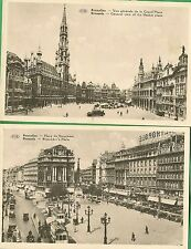 Printed Collectable Belgian Postcard Collections/Bulk Lots