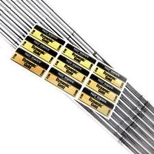 New True Temper Dynamic Gold Steel Shaft Set (8 Shafts) X100 .370