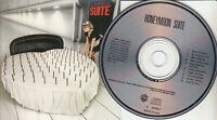 HONEYMOON SUITE Self-titled (CD 1984) Canada Rock Original 1980s Disc Made USA