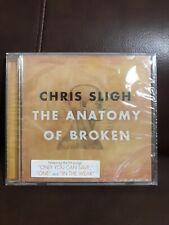 Chris Sligh THE ANATOMY OF BROKEN CD From American IDOL 3Hit Songs SEALED