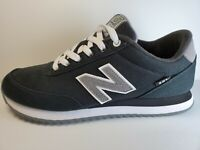 New Balance 501 MZ501POB Black & Grey Men's Sneakers Size 8 Medium