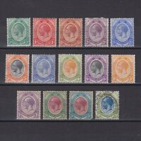 SOUTH AFRICA 1913, SG# 3-16, CV £240, short set, MH/Used