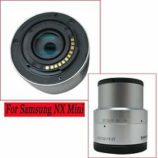 NX-M 9-27mm F3.5-5.6 ED OIS Silver Lens Replacement for Samsung NX Mini Silver