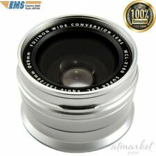 FUJIFILM Wide conversion lens FWCL-X100S X100 only Silver Camera from JAPAN NEW