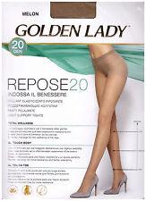 """Golden Lady """"Repose 20"""" Strumpfhose leicht stützend Gr. S - M - L - XL"""