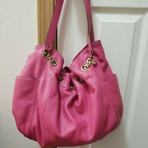 michael kors pink Shoulder handbag