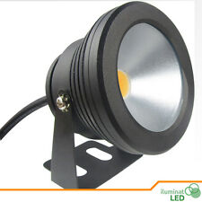 Mini Led Flood Light Warm White 10W IP65 Outdoor DC 12V Exterior - Waterproof