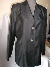 Womans Blazer, Designer Rena Rowan, 100% Silk, Size 12, Very Nice