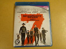 BLU-RAY / THE MAGNIFICENT SEVEN / LES SEPT MERCENAIRES ( DENZEL WASHINGTON... )