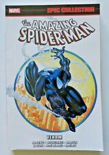 Amazing Spider-Man Venom Marvel Epic Collection Graphic Novel Comic Book