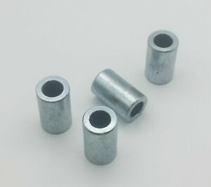 14.5mm I/D BZP Steel 24 mm O/D washer /40 mm Long  spacer / sleeve bush