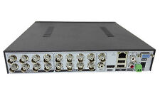 Standalone 16CH CHANNEL CIF Support HDMI Output  H.264 Surveillance Security DVR