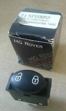 ROVER 75 MGZT  (New) CENTRAL  DOOR LOCKING INTERIOR MASTER SWITCH   YUF101380PUY