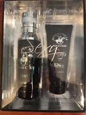 Beverly Hills Polo Club Sexy For Men 2 Piece Gift Set SEXY Body spray Shower Gel